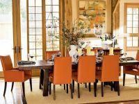 9. Интерьер столовой комнат
