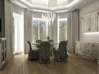 8. Интерьер столовой комнаты