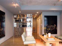 Интерьер в однокомнатной квартире