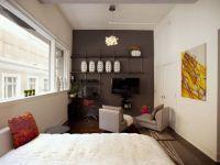 Интерьер в однокомнатной квартире 1