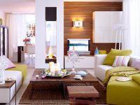 Интерьер в однокомнатной квартире 6