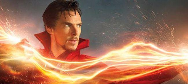 Звезда «шерлока» стал супергероем
