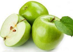 Яблочное лакомство для волос