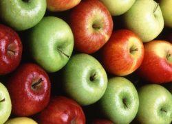 Яблоко - калорийность