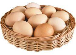 Яйца цесарки – полезные свойства