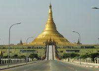 Янгон - достопримечательности