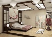 Японский стиль в интерьере квартиры3