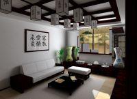 Японский стиль в интерьере квартиры8