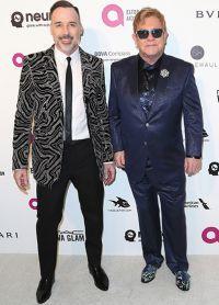 Elton John și David Furnish