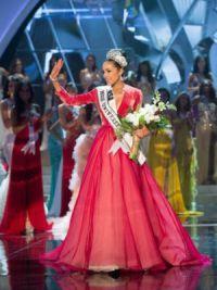 Оливия Калпо одержала победу в конкурсе «Мисс Вселенная – 2012»