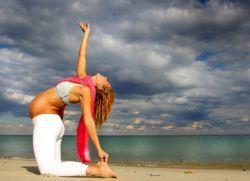 Йога для беременных: 1 триместр