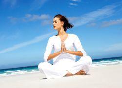 Йога для женщин - гита айенгар