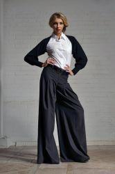 Юбка-брюки 2013