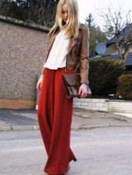 Юбка-брюки 2014