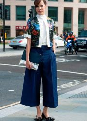 Юбка-брюки 2015