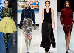 Юбки мода 2015