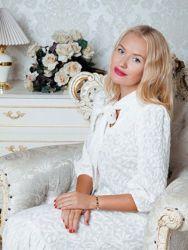 Юлия прохорова — белое золото