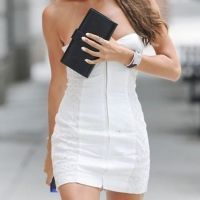 К чему снится белое платье?