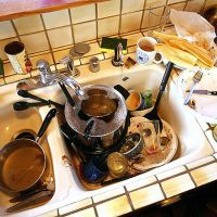 К чему снится грязная посуда?