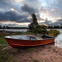 к чему снится лодка