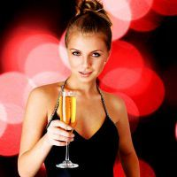 К чему снится пить шампанское?