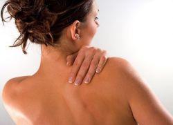 как да се отървете от червени петна на гърба