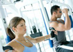 Как похудеть в тренажерном зале?