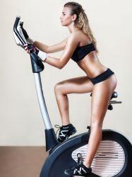 Сколько надо заниматься на велотренажер
