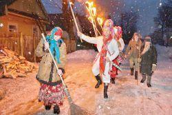Как празднуют рождество в Беларуси