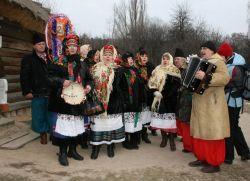 Как празднуют рождество в России