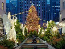 Как празднуют Рождество в США