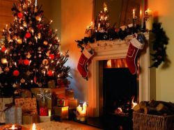 Как празднуют Рождество в США1