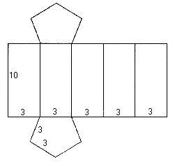 как сделать призму из бумаги1