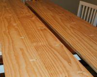 Как сделать стол из дерева своими руками19