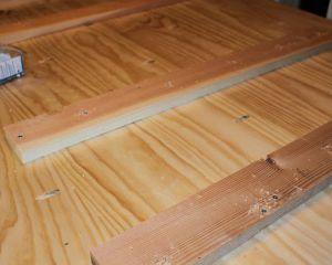 Как сделать стол из дерева своими руками 22
