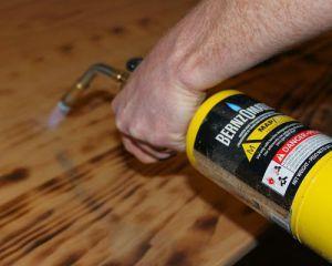 Как сделать стол из дерева своими руками 25