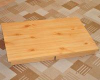 Как сделать стол из дерева своими руками2