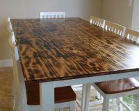 Как сделать стол из дерева своими руками 30