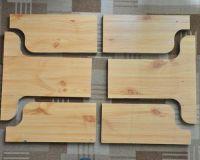 Как сделать стол из дерева своими руками3