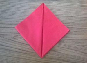 Как сложить бумажные салфетки для сервировки стола 18