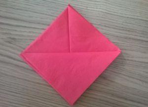 Как сложить бумажные салфетки для сервировки стола 19