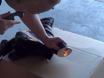 Как снять магнит с одежды22