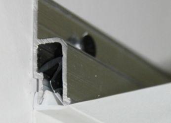 Как снять натяжной потолок1
