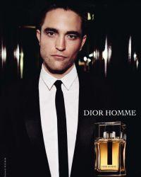 Pattinson je već surađivao s Dior parfem reklama (2013)
