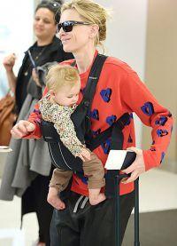 Кейт Бланшетт впервые показала дочь