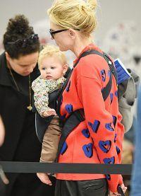 Кейт Бланшетт с дочерью