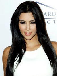 Ким Кардашьян без макияжа 3
