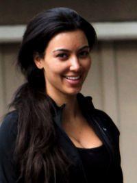 Ким Кардашьян без макияжа 7