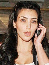 Ким Кардашьян без макияжа 9