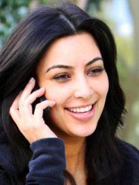 Ким Кардашьян без макияжа 10